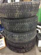 Bridgestone Blizzak DM-V1. зимние, без шипов, 2016 год, б/у, износ 40%