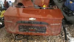 Крышка багажника. Chevrolet Lanos, T100 A15SMS
