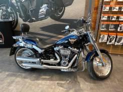 Harley-Davidson Fat Boy FLSTF, 2018