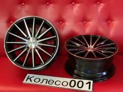 Новые литые диски Vossen VFS-2 -560 R15 4/100 BFP