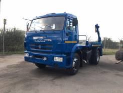 МК-4512-04 на шасси КАМАЗ-43255 Бункеровоз, 2020