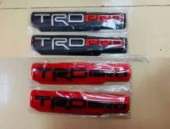Эмблемы Trdpro на двери, стойки и крылья для Toyota джипов