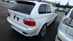 Верхняя крышка багажника BMW X5 2002