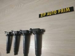Катушка зажигания, комплект 4 шт. на Toyota Porte NCP41