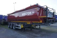 Wielton. NW 3 (NW 3 S 30 HP самосвальный полукруглый 30 м3) ССУ 1200, 32 000кг.