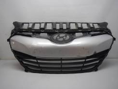 Решетка в бампер центральная для Hyundai i30 2012> (арт.10060444)