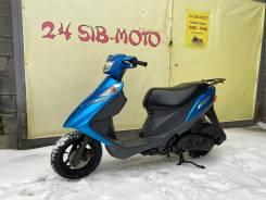 Suzuki Address V125. 124куб. см., исправен, птс, без пробега