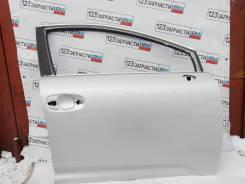 Дверь передняя правая Toyota Avensis III ZRT272 2011 г.