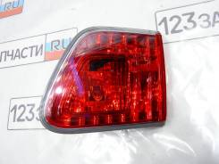 Стоп-сигнал на дверь багажника правый Toyota Avensis III ZRT272 2011 г.