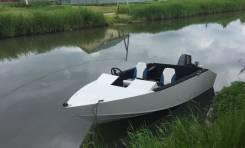 Изготовлю красивую моторную лодку под заказ