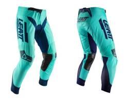Штаны Leatt GPX 4.5 Pant Aqua размер:28 (5020001350)
