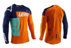 Джерси Leatt GPX 4.5 Lite Jersey Orange размер:S (5020001270)