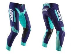 Штаны Leatt GPX 4.5 Pant Blue размер:32 (5020001392)