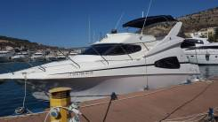 Продаётся моторная яхта