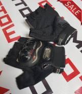 Перчатки PRO Biker без пальцев