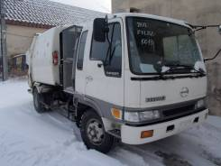 Hino Ranger. Продам 4WD мусоровоз, 8 000куб. см.
