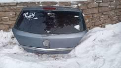 Крышка багажника в сборе opel astra h хетчбек.