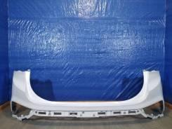 Бампер задний верхняя часть Hyundai Santa Fe 4 TM (2018-нв) [86611s1000]