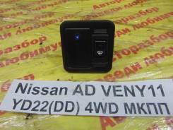 Кнопка омывателя стекла заднего Nissan AD Nissan AD 1999