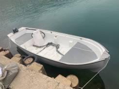 Бударка. Промысловая лодка, Лодка для промысла рыбыШлюпка моторная