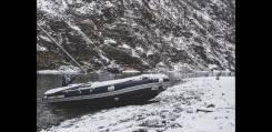 Продам лодку солар 470 стрела с транцевыми плитами, бронью и носовым т