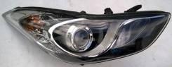Фара 921023X001 правая ксенон б.у. Hyundai Avante MD Elantra