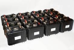 Тяговый аккумулятор LifePO4 12v110а/ч+BMS Пуск 500А