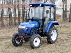 Чувашпиллер. Мини-трактор Четрпиллер ХТ-354 с кабиной, ГУР, 35 л.с., В рассрочку. Под заказ