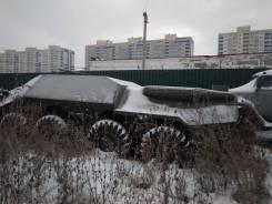 АТЗ ТТ-4М-15. ГАЗ-59032 БТР 80 КШМ, 6 000куб. см., 10 000кг., 8x8