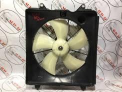 Диффузор радиатора левый Honda CR-V RE4