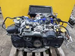 Двигатель в сборе. Subaru Forester, SF5 EJ20, EJ205
