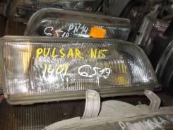 Фара для Nissan Pulsar N14 Ниссан Пульсар Санни Sunny Передний Правый - 1990 - 1994 (контрактная запчасть)