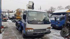 Isuzu Elf. Автовышка для обслуживания мостов Isuzu ELF NPR72, 5 000куб. см., 7,00м.