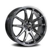 Zoom Wheel ZW357 18*7,5J/10-100/114,3/73,1/+40 BLK Chrome