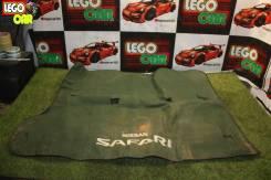 Коврик в багажник. Nissan Safari, VRGY61, WRGY61 TD42T