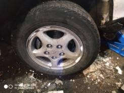 """Колеса Toyota Camry R14 оригинальные диски, резина Yokohama Ice Guard. 14.0x14"""" 5x114.30 ЦО 62,0мм."""