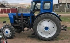 ЛТЗ Т-40АМ. Продам трактор т 40 ам с куном, 50 л.с.