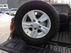"""285/60/18 комплект колёс на оригинальном литье LX 570. 8.0x18"""" 5x150.00 ET60 ЦО 110,1мм."""