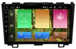 Магнитола Carmedia HT 7028 Android 9.10.1 Дюймов IPS 2,5D 216 Гб.