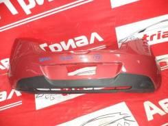 Бампер Mazda Demio D65150221FAA, задний
