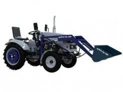 Фронтальный погрузчик для ременного трактора Скаут FEL-200