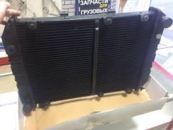 Радиатор охлаждения двигателя. ГАЗ ГАЗель ГАЗ 3110 Волга