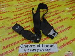 Замок ремня безопасности Chevrolet Lanos Chevrolet Lanos, правый задний