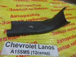Накладка на стойку Chevrolet Lanos Chevrolet Lanos, левая передняя