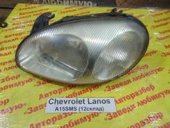 Фара Chevrolet Lanos Chevrolet Lanos 2008, левая передняя