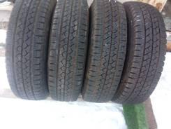 Bridgestone Blizzak VL1. зимние, без шипов, 2016 год, б/у, износ до 5%