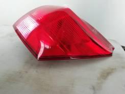 Правый фонарь Nissan Qashqai J10 2007-2010. Nissan Qashqai, J10, J10E