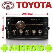 Автомагнитола Toyota 100х200 Android.