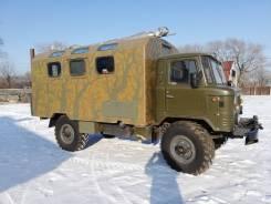 ГАЗ 66. Газ 66 грузовик дом на колёсах, 5 000куб. см., 3 000кг., 4x4