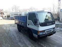Isuzu Elf. Продам грузовик категория В , односкатный,4300 куб. см. ,2000 кг, 4 300куб. см., 2 000кг., 4x2